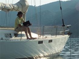 Rolly Tasker Sails Griechenland
