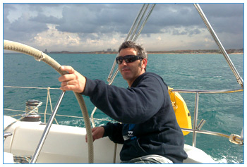 Rolly Tasker Sails Israel
