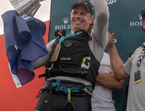 Australischer Rolly Tasker Distributor gewinnt die 2019 GP World Championship