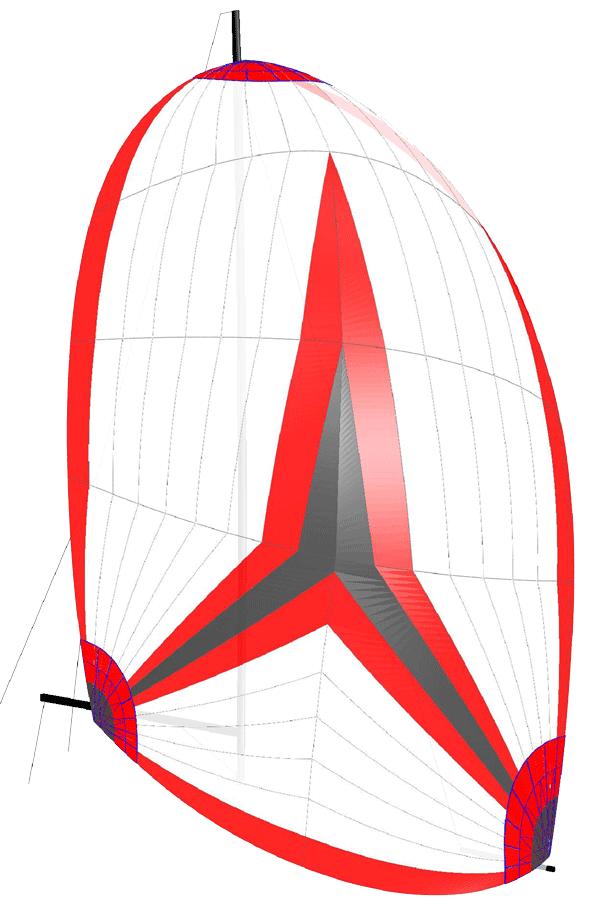 Asymtetric-Race-Spinnaker