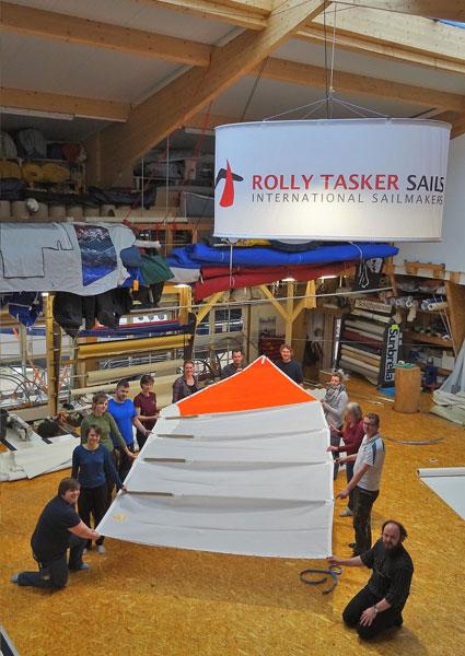 Tuchwerkstatt Rolly Tasker Sails Greifswald