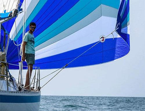 Segelauswahl für Blauswasseryachten