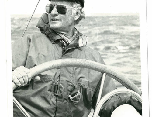70 Years of Rolly Tasker Sails