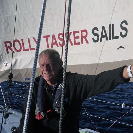 Circumnavigator Jon Sanders