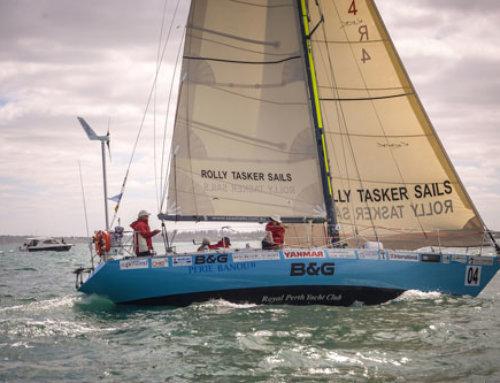 Sail South – Until the Sails Split?