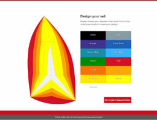 Design your sail: New Gennaker & Spinnaker Wizard