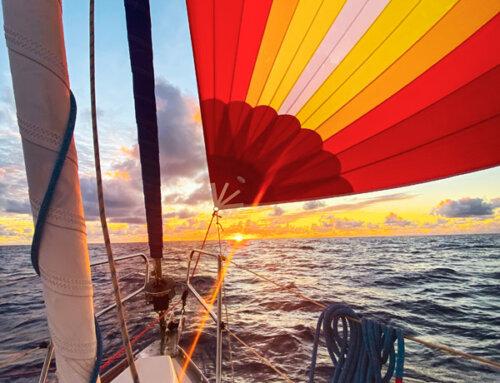 Atlantic Passage to Martinique