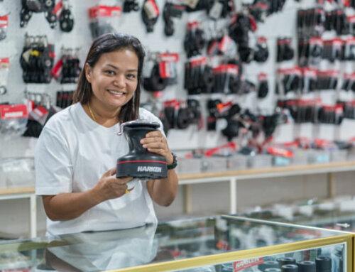 20 Years Harken Distributor for Thailand