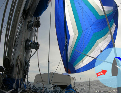 Getting the Most Out of Your Asymmetrical Spinnaker