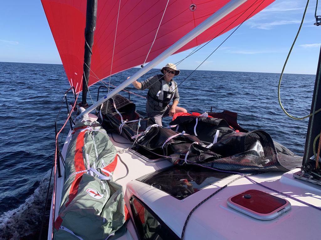 New Sail Designs