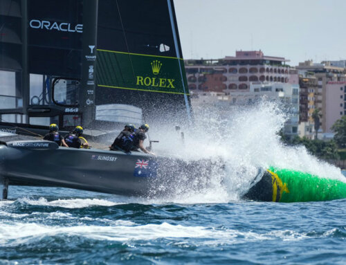Rolly Tasker Sails Australia