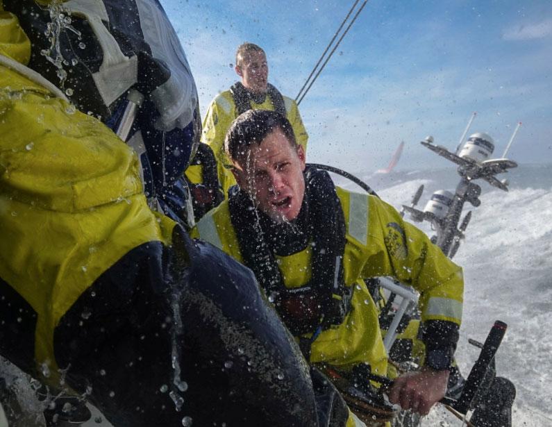Sailing for Rolly Tasker Sails